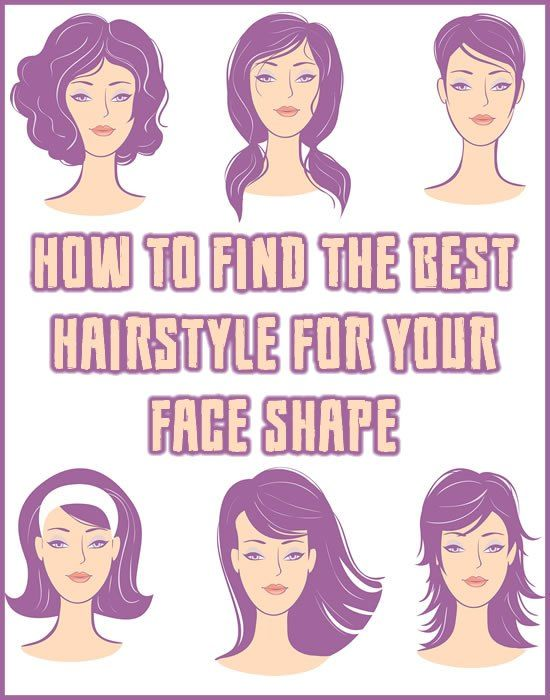 Hair and Makeup: Ideal to Cut Each Face Shape