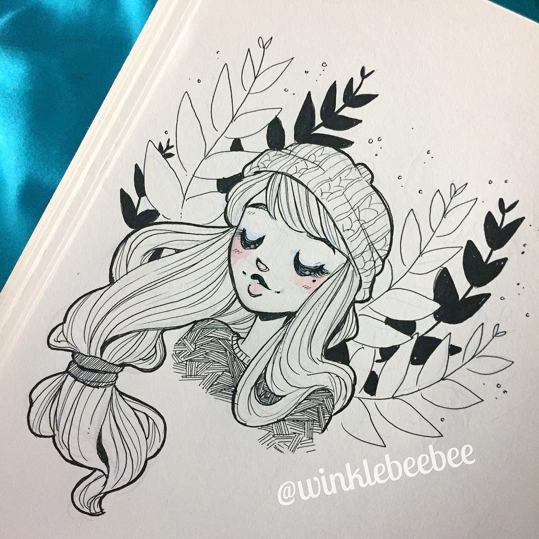 Character Design Instagram : Character design illustration by winklebeebee instagram