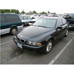 Car Brand Auctioned Bmw 5 Series 525i Touring 2003 Car Model Bmw