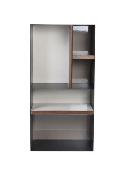 Módulo aéreo vertical Líbero #mueble #diseño #diseñador #salon