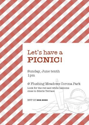 Picnic Flyer Template13 | Projects to Try | Pinterest | Picnics ...