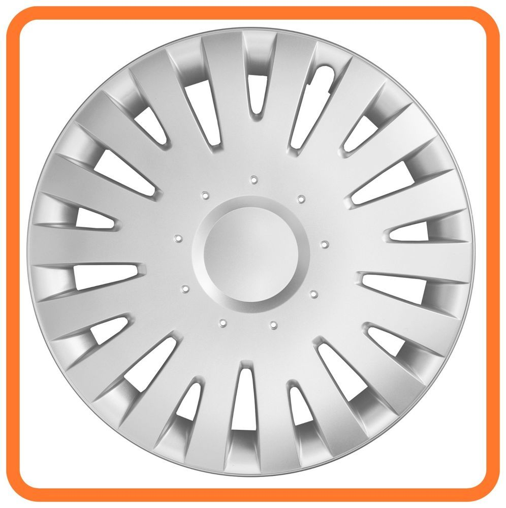 Details About 16 Hub Caps 4x16 Wheel Trims Covers For Ford
