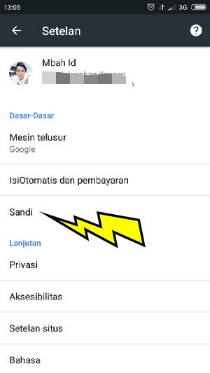 101 Cara Melihat Password Email Gmail Sendiri Yang Lupa Terlengkap Persandian Android Aplikasi
