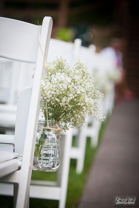 cute wedding decor!