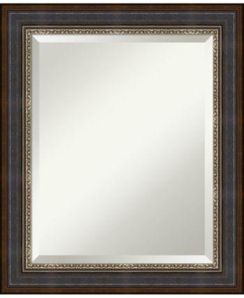 Amanti Art Veneto Distressed 21x25 Bathroom Mirror Mirror Home