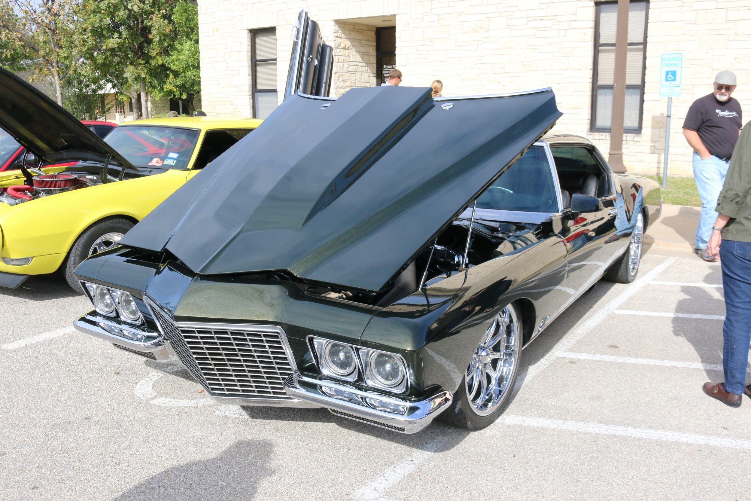 Driving That S What It S All About Buick Riviera Classic Cars Custom Cars