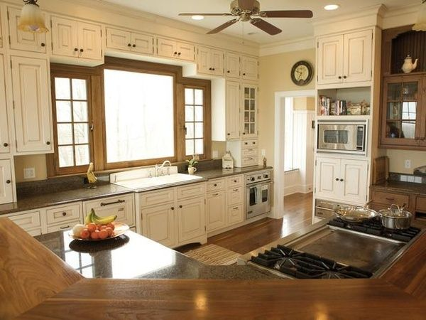 Conspicuous Style Interior Design Blog: My Favorite HGTV Images & Makeovers... countertop look I'm going for
