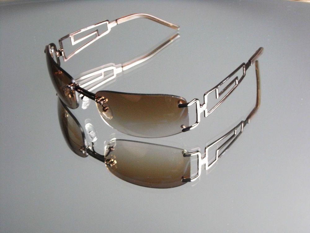 Top Moderne Herren / Damen Sonnenbrille Brille UV 400 Modell 3 / Verlaufsgläser