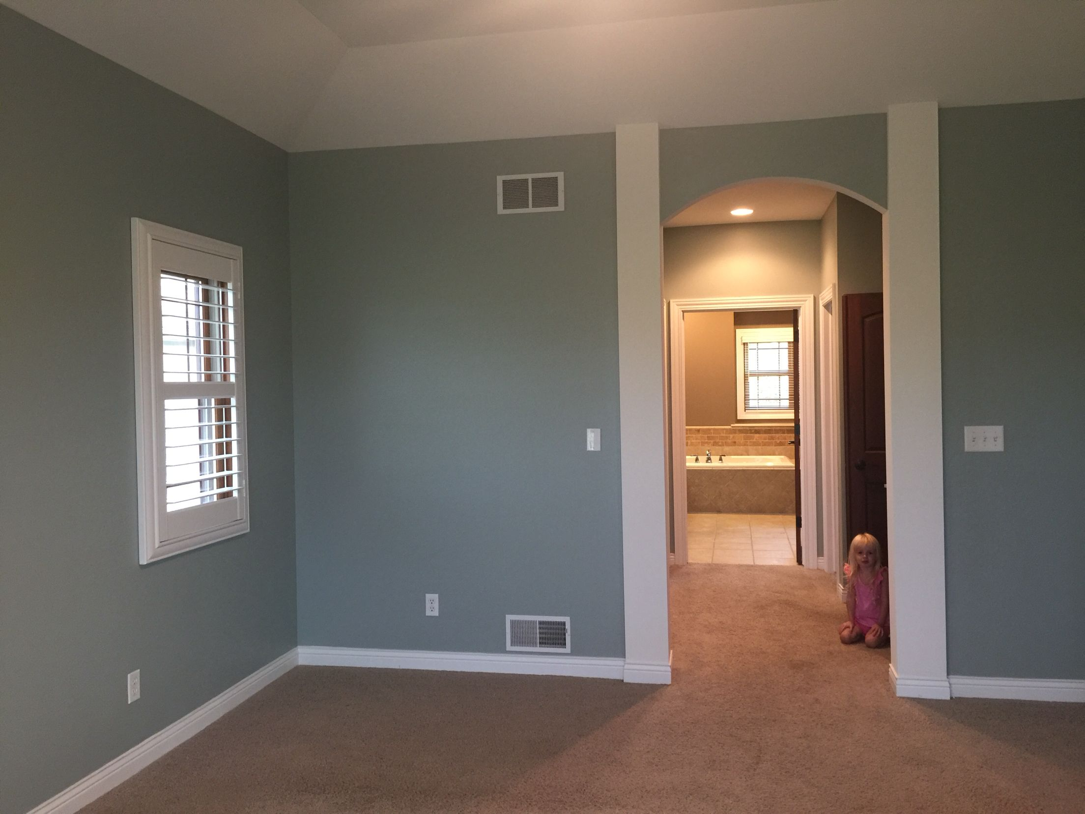 Sherwin williams oyster bay paint living room paint - Sherwin williams interior paint finishes ...