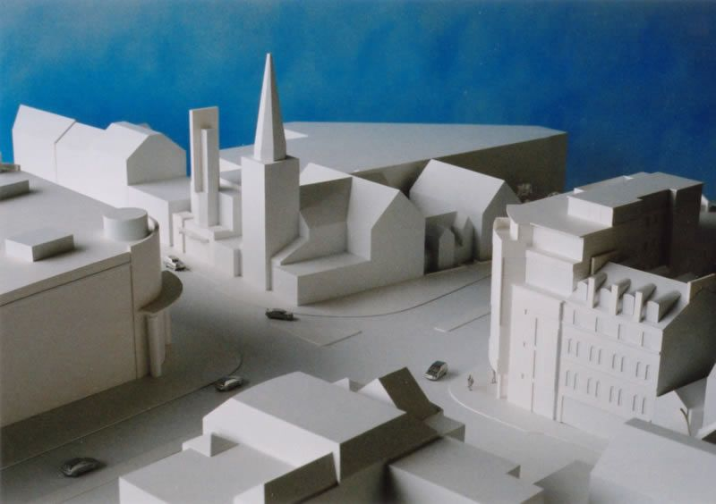 Building Architectural Models http://www.invermodels.co.uk/images/dundeecrossroads