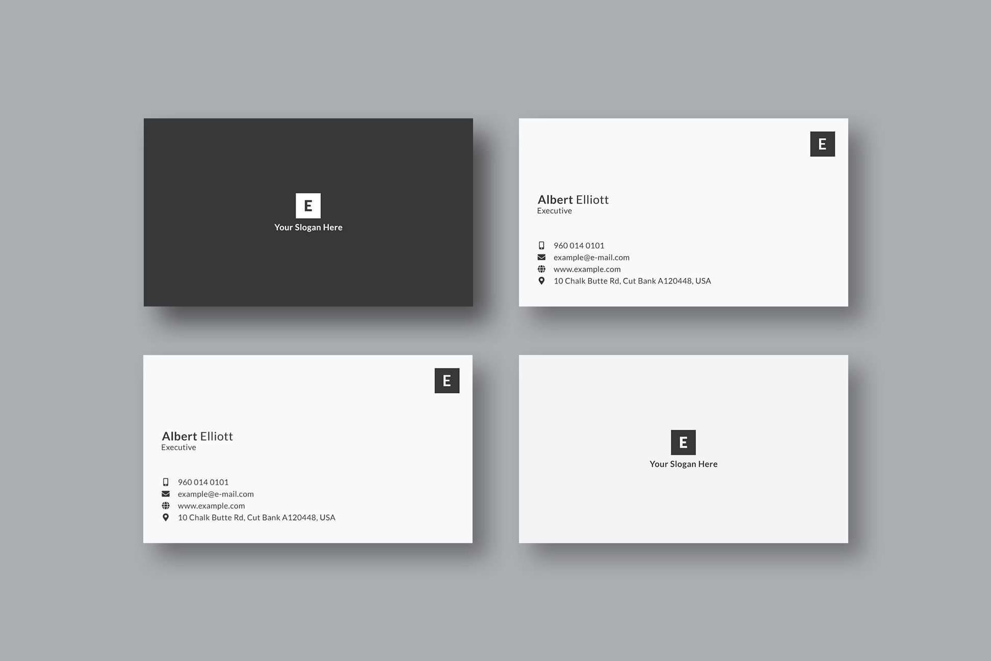 Business Card Business Cards Creative Templates Business Cards Simple Business Card Design Minimal
