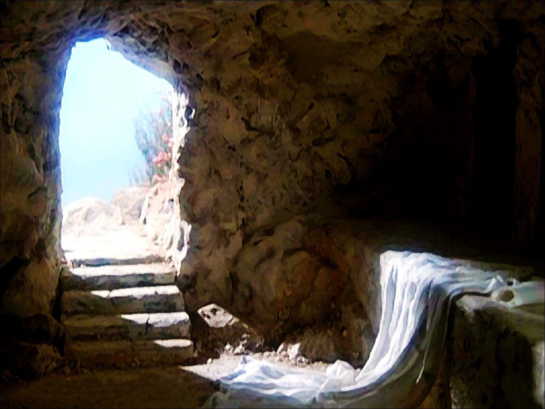 ''Ele não está aqui, porque já ressucitou'' Mateus 28:6 #Ressureicao #JesusCristo