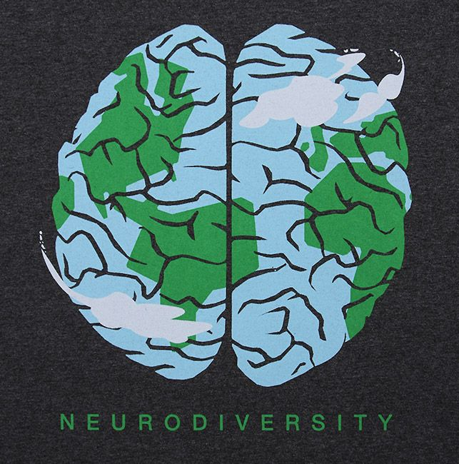 neurodiversity v4.0 Kids' Tee Additional Image