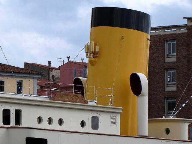 """""""Nero"""" yacht"""