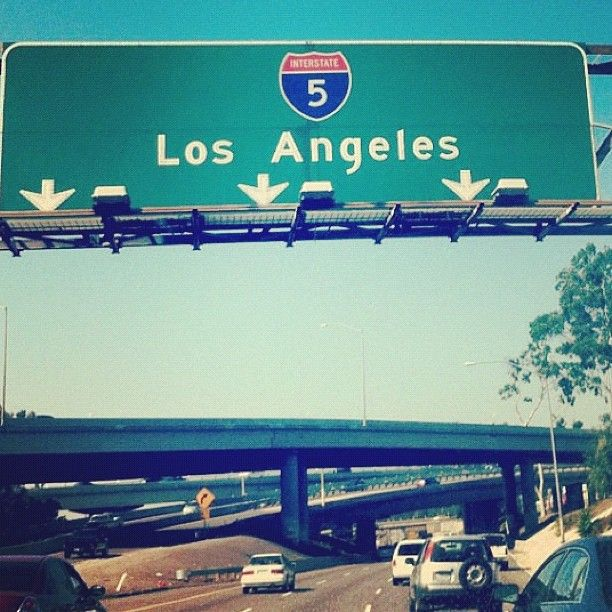All my favorite comedy-related things are in LA (UCB, Largo, Meltdown...). I'll obviously need to go someday.