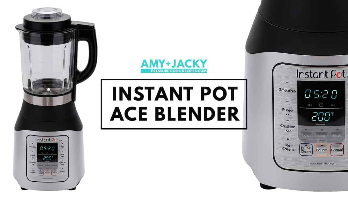 Instant Pot Launches a New High-Performance Blender | Instant pot, Smoothie blender, Drip coffee ...