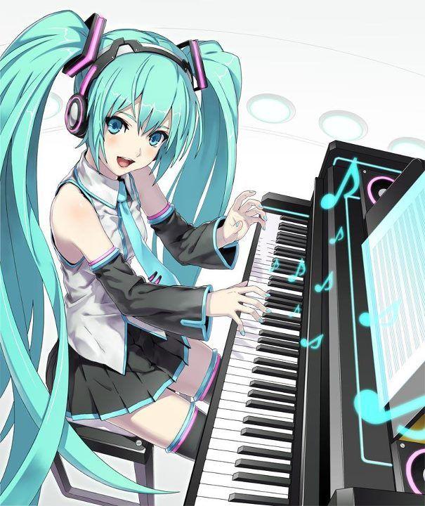 Vocaloid, Anime Y Anime Manga
