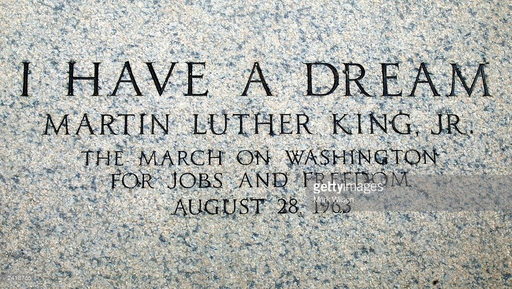 the american dream in the i have a dream speech of martin luther king jr Martin luther king | i have a dream speech  i have a dream is the popular name given to the public speech by martin luther king, jr, when he spoke of his desire for a future where blacks.