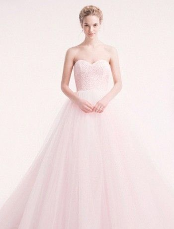 Alita Graham - Sweetheart Ball Gown in Tulle