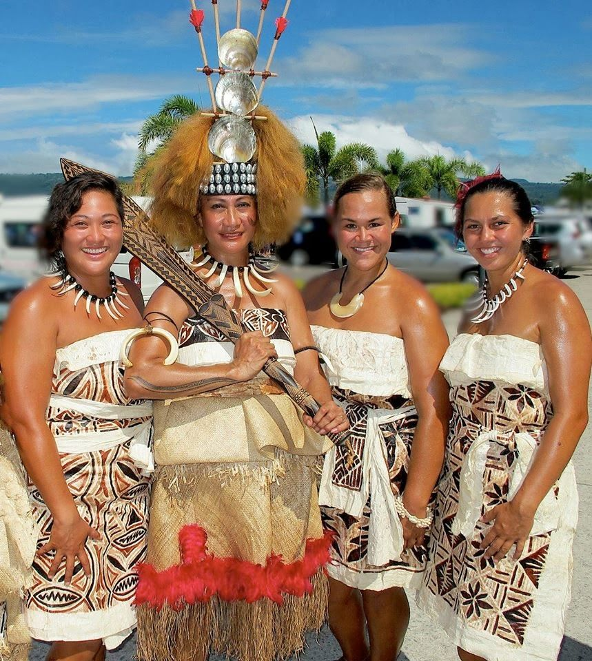 Warriors Of The Rainbow Lodge: Samoan Dance, Samoan