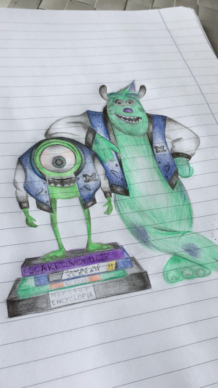 Monster University ; Monster Ag ✏   Monster Ag   Pinterest   Monsters
