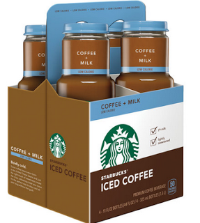 Target Starbucks Iced Coffee Multipack Drinks, ONLY 0