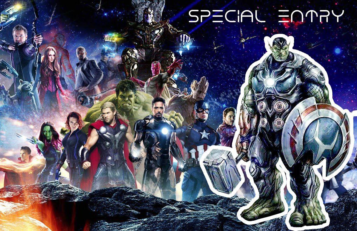 Avengers 4 trailer release time LEAKED for Friday? | Films ...
