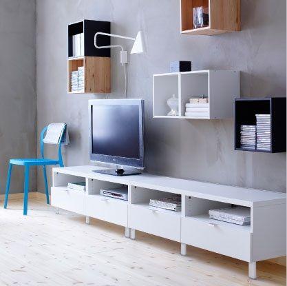 Album   1   Photos Catalogues IKEA Banc TV, Besta, Billy, Hemnes,