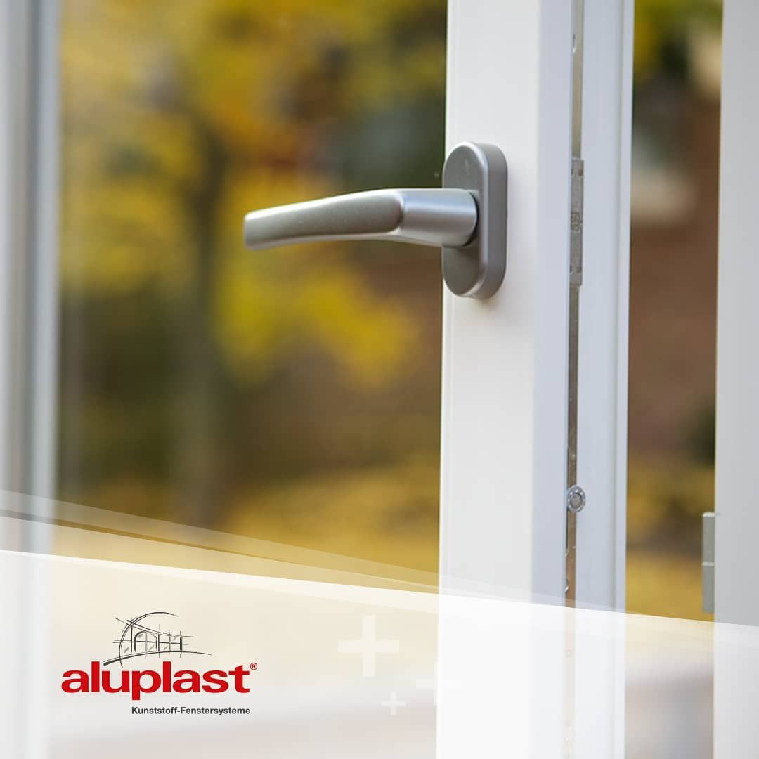 Aluplast Specialist For Window And Door Systems For More Information About Our Products Visit Our Website Www Aluplast Net Or In 2020 Upvc Door Handles Doors