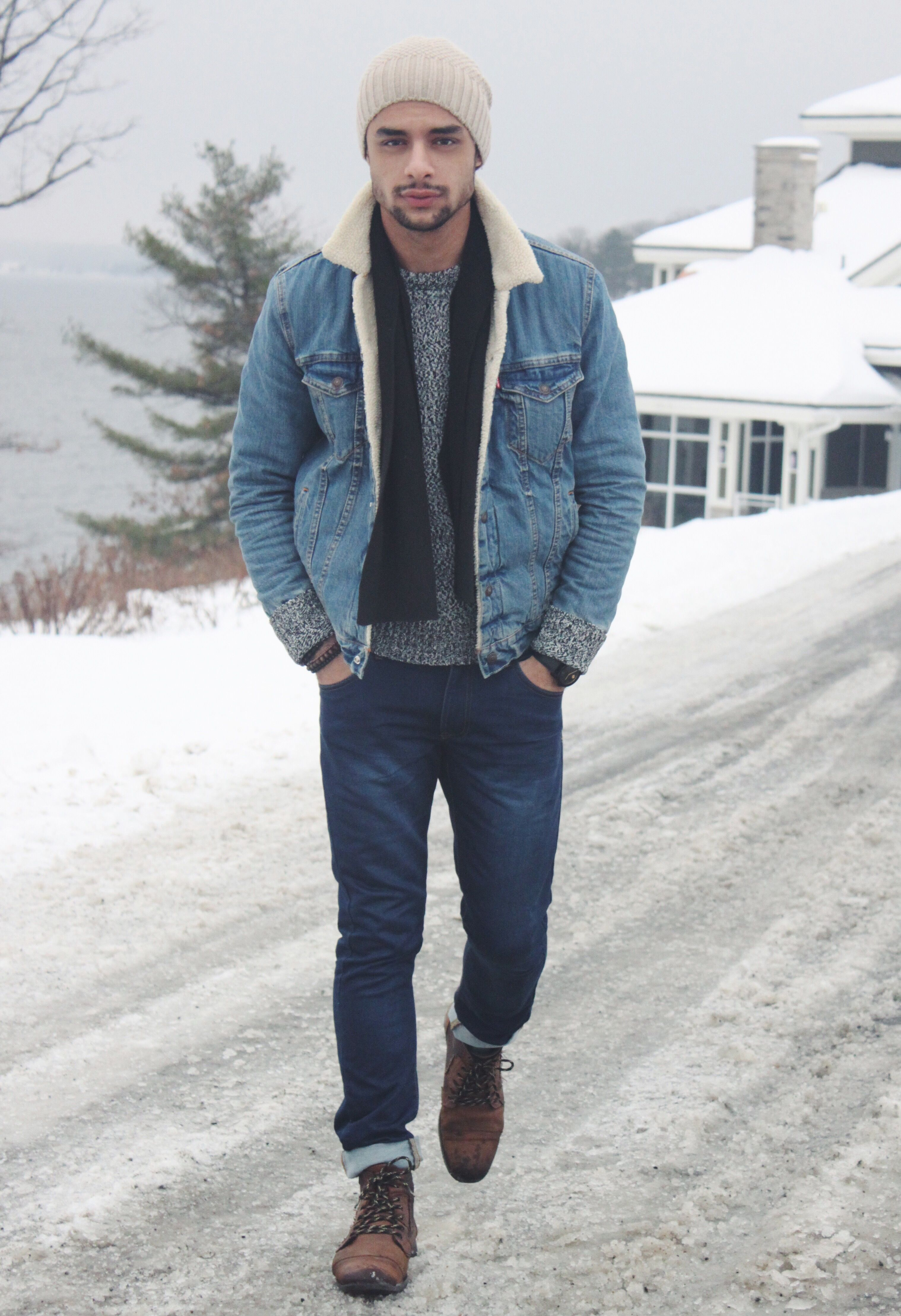 Beautiful Winter Outfit! Www.pinterest.com