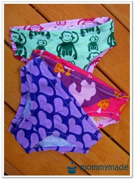 Unterhosen- Schnitt | Nähen | Unterhose, Nähen und Unterwäsche nähen