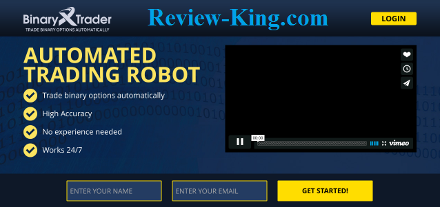 Binary option robot review option xperts