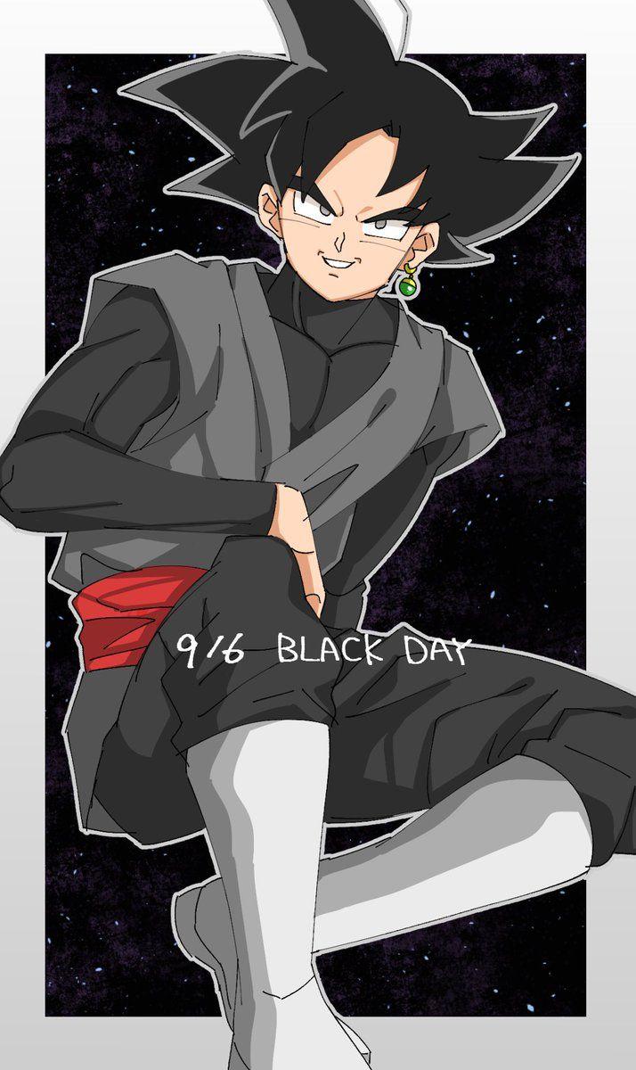 black goku goku black goku black super saiyan super saiyan rose