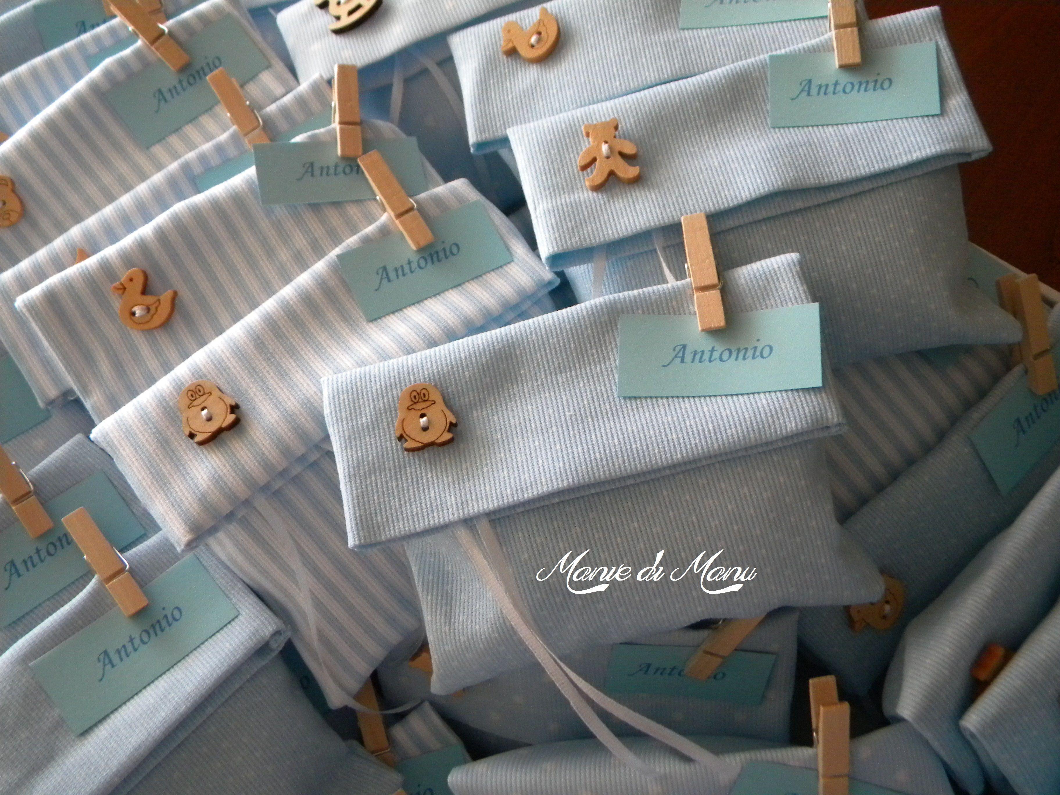 Bustine in pique porta confetti ideali per battesimo e for Idee regalo doors