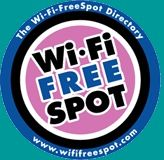 free wi-fi hotspots wifi cafes coffee shops hotels airports RV Parks    The Wi-Fi-FreeSpot™ Directory is a listing of locations that offer Free Wi-Fi. USA State-by-State listings come first with Europe and other regions of the World listed further down the page.    No need to download apps for free wifi locator.  For more info go to:     http://spendthedaywithme.wordpress.com/2012/03/23/free-wifi-directory/