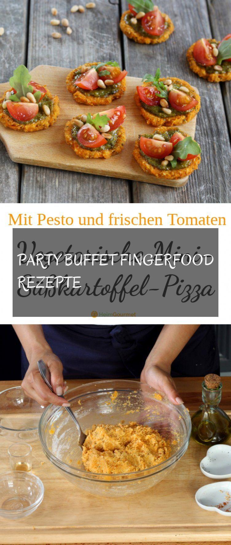 partybuffet fingerfood rezepte , 09.20.2019