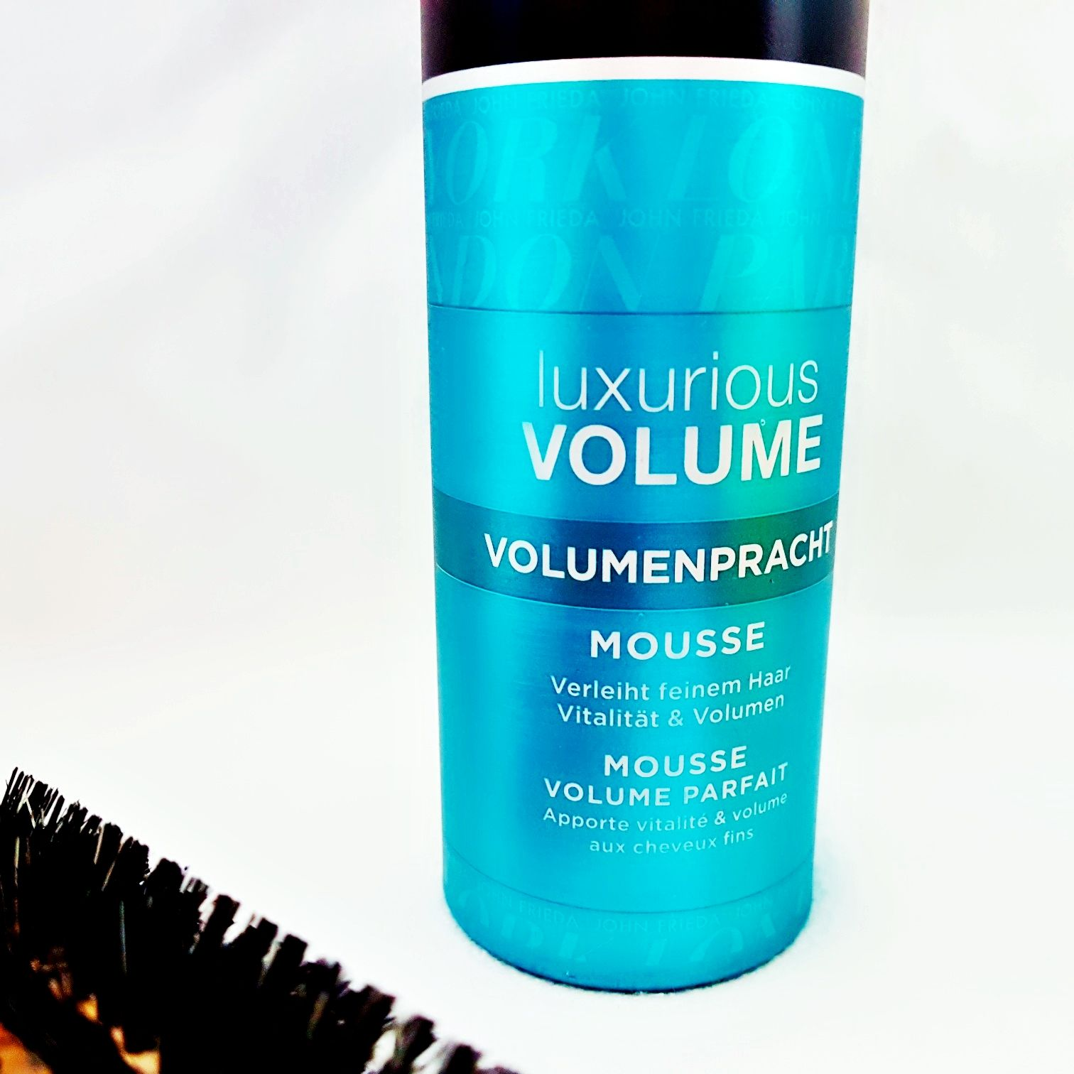 John Frieda luxurious Volume Volumenpacht Mousse