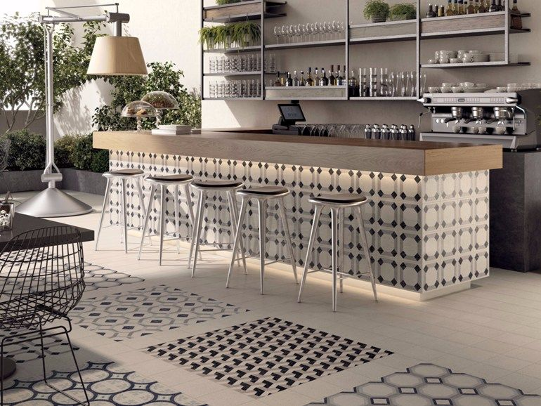 Full-body porcelain stoneware wall/floor tiles FORMA - Ceramiche ...