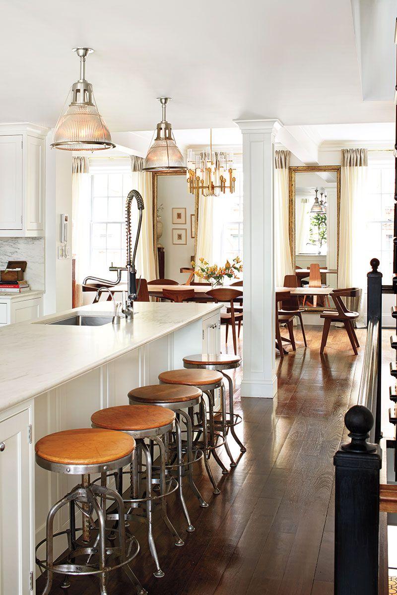 See Austin and Gabriela Hearst\'s Manhattan Townhouse | Town house ...