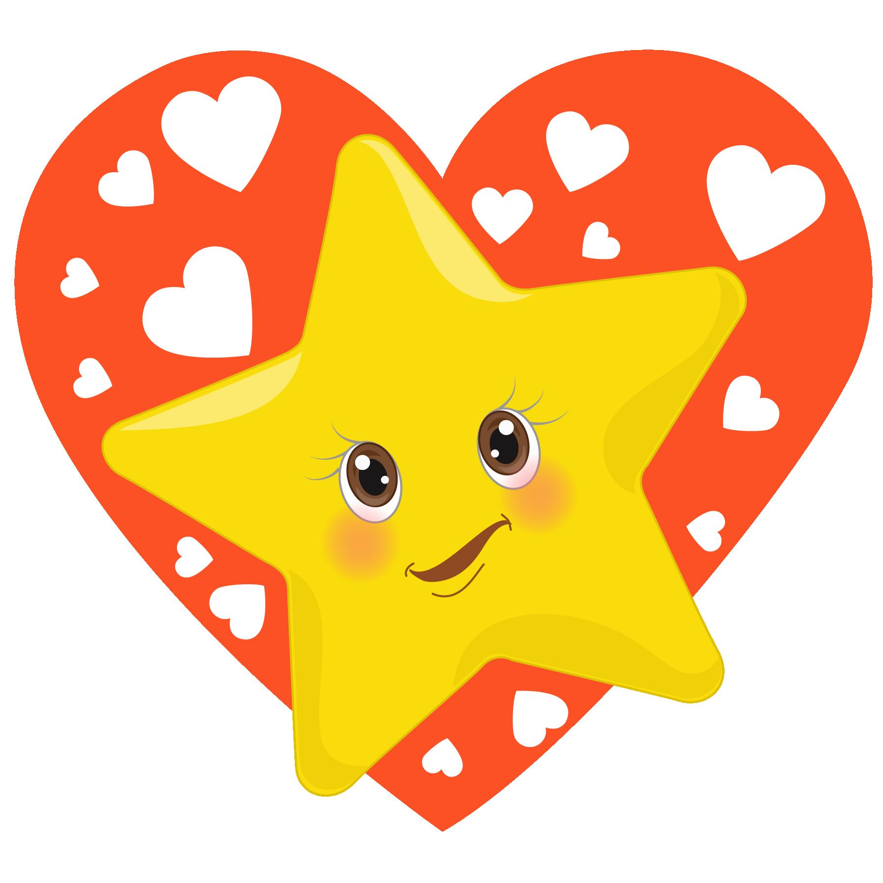 Star Emoticon Start Emoji Freebie