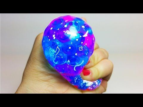 Diy 3 Awesome Types Of Homemade Stress Balls Orbeez Slime Amp