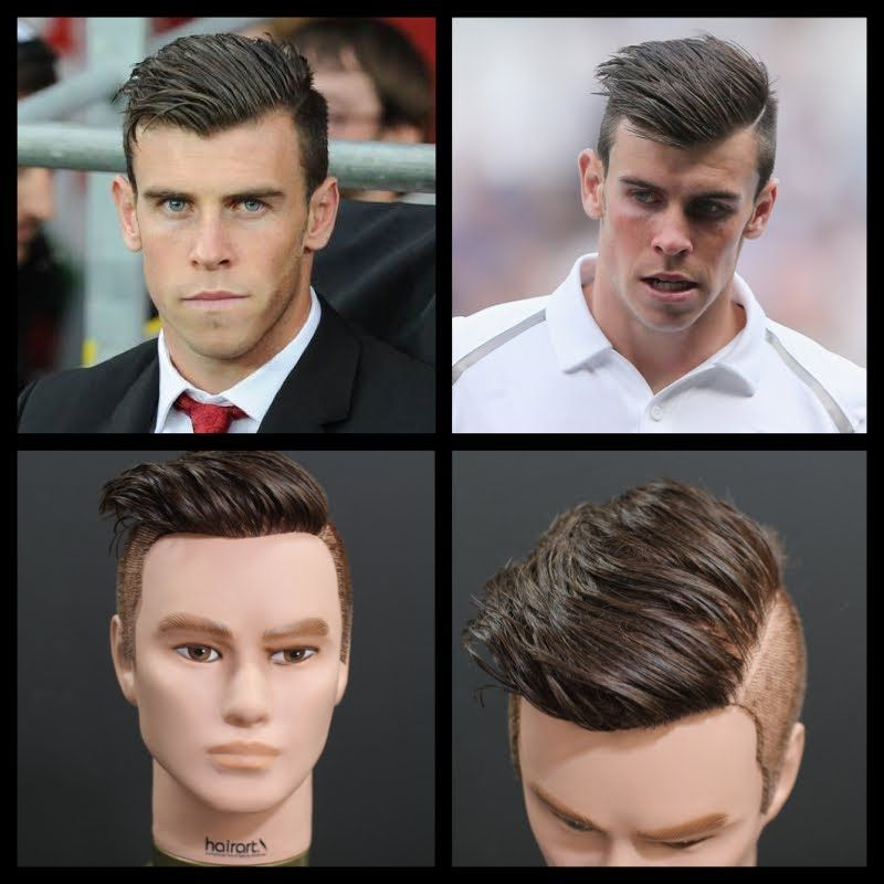 Gareth Bale Inspired Haircut Tutorial Post Your Free Listing Today