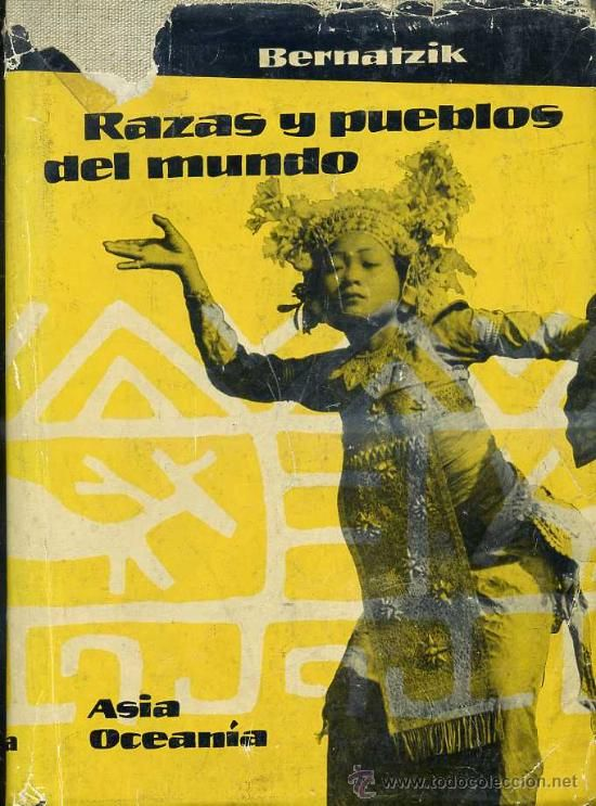 BERNATZIK : RAZAS Y PUEBLOS DEL MUNDO - ASIA Y OCEANÍA (1958) - Foto 1