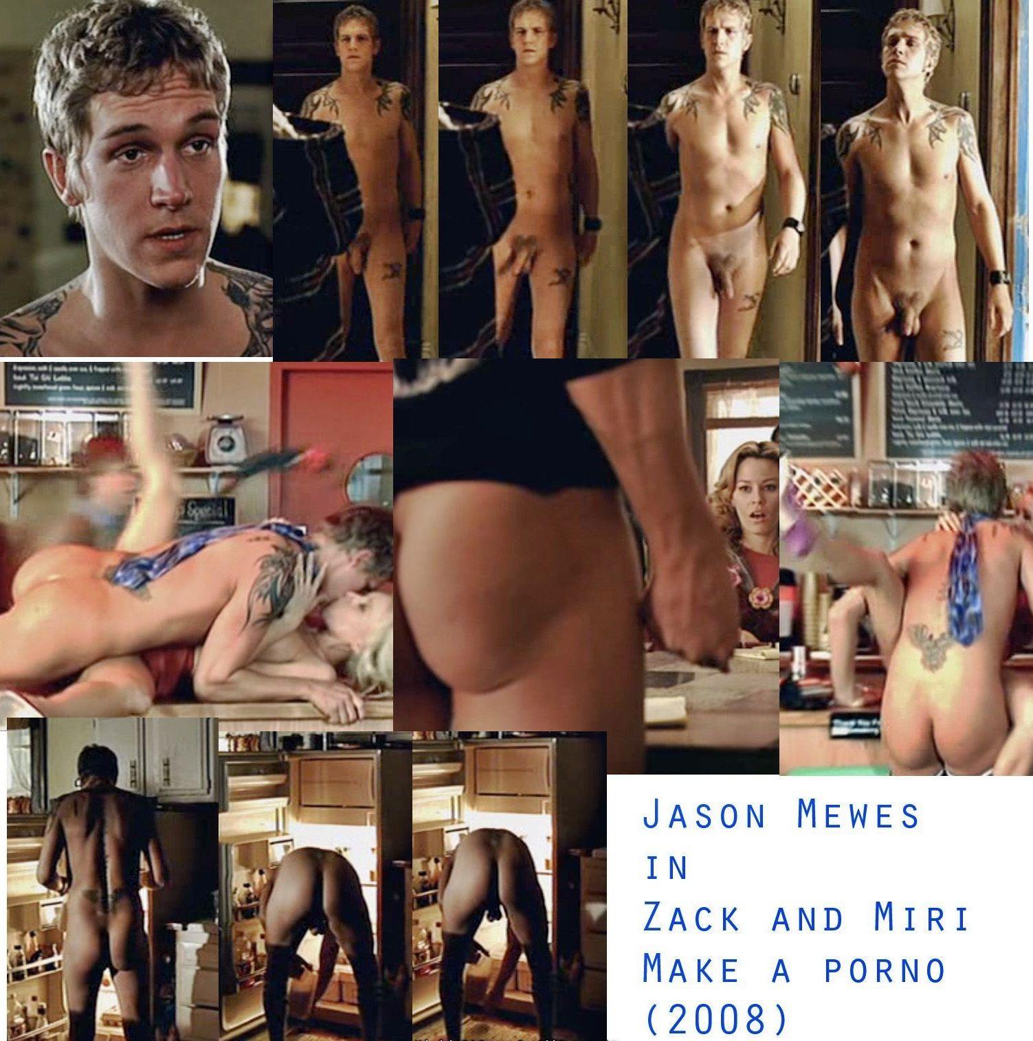 Nude zack and miri make a porno, all rough sex