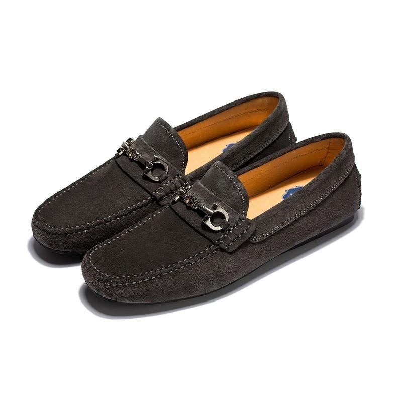 أحذية رجالية بدون كعب Shoes Dress Shoes Men Loafers Men