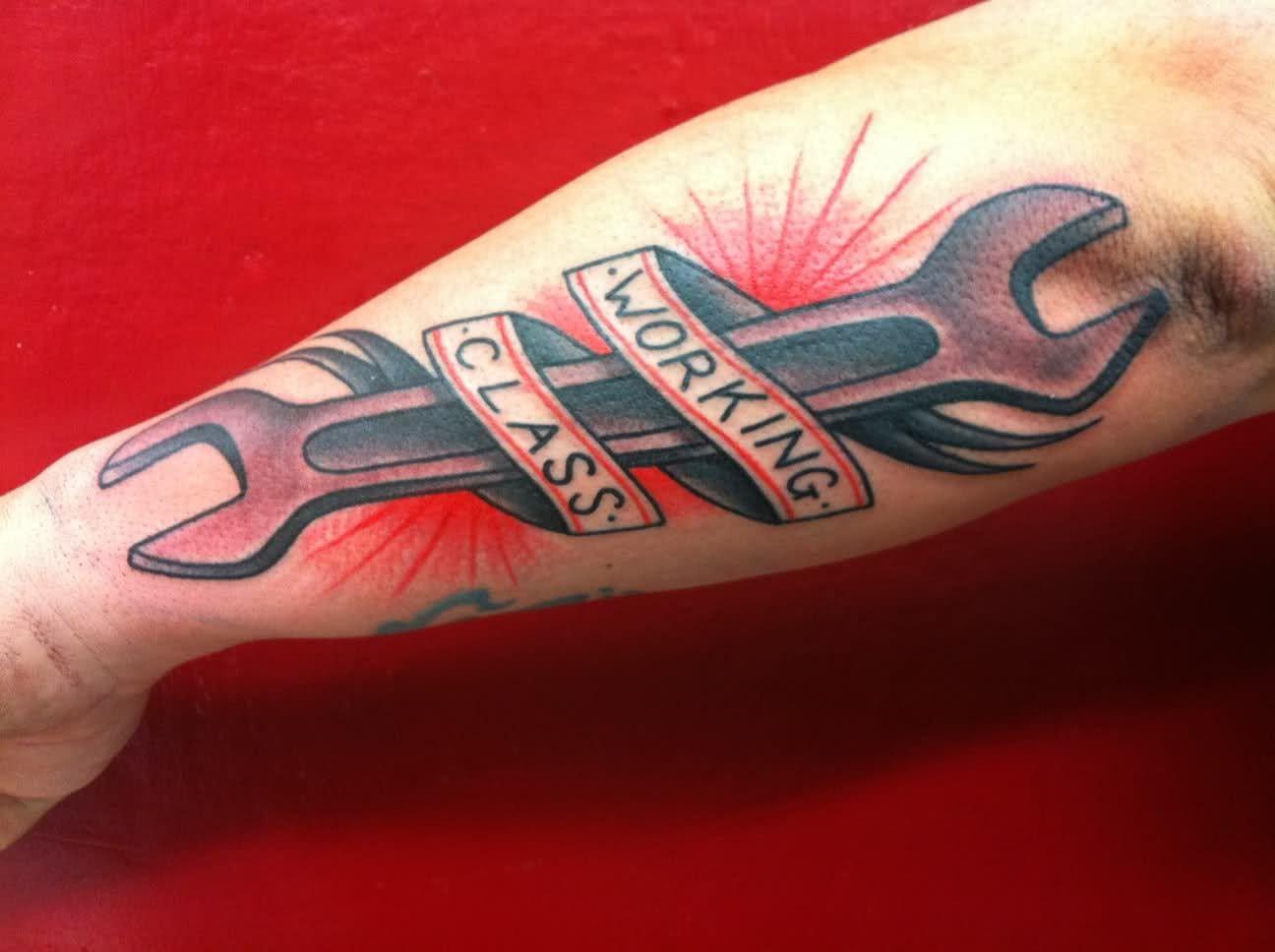 working class.   tattoos   Tattoos, Tattoo blog, Tattoo ...