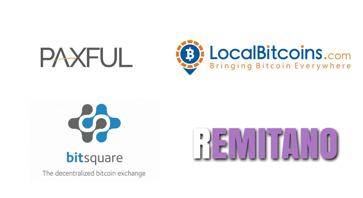 where to sell your cryptocurrency peer to peer