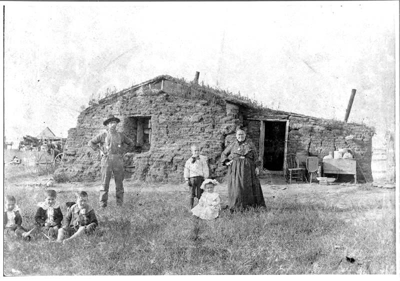 The Sod House Museum Seeks To Preserve Oklahoma S Only Sod House