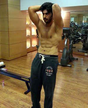 Arjun Kapoor Diet Plan and Workout Routine For Gunday | Arjun ...