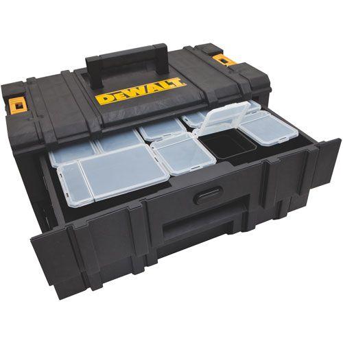 Dwst08225 Toughsystem Ds250 Drawer Unit Dewalt Tools Outils